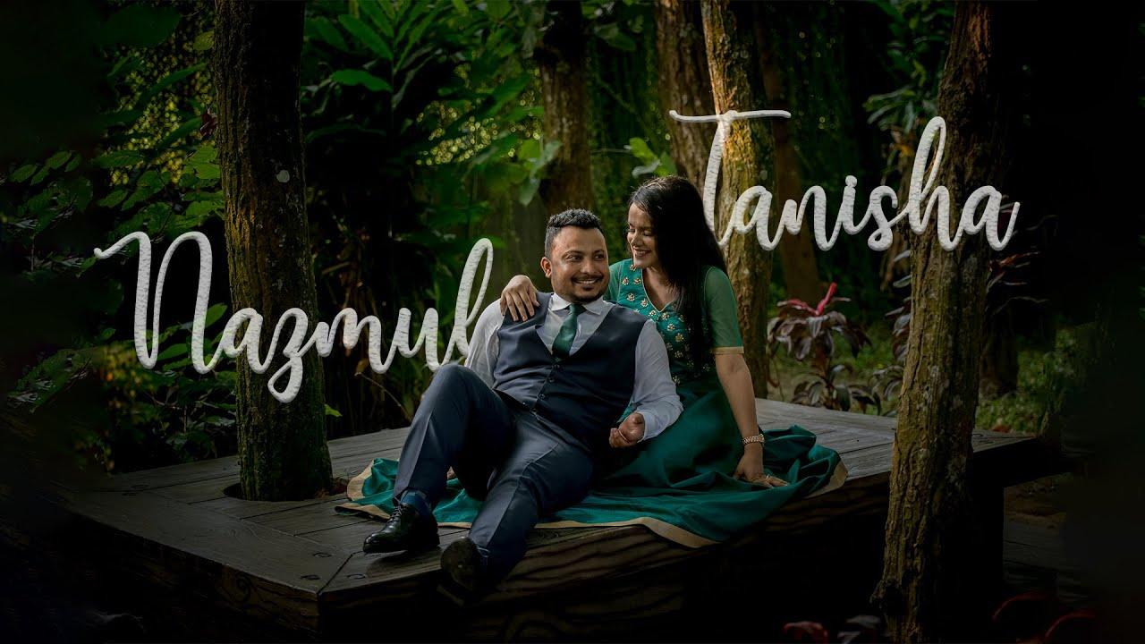 Snapshot - Nazmul & Tanisha Pre-Wedding