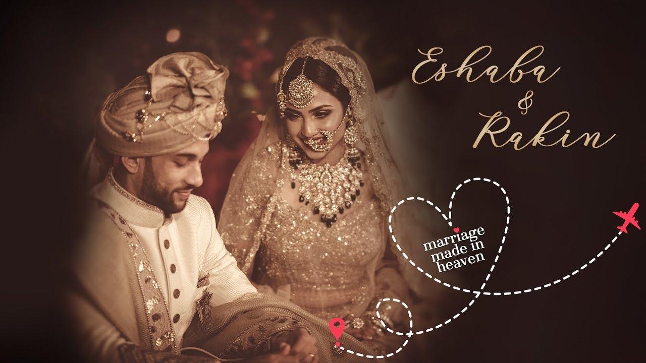 Snapshot - Eshaba & Rakin Wedding